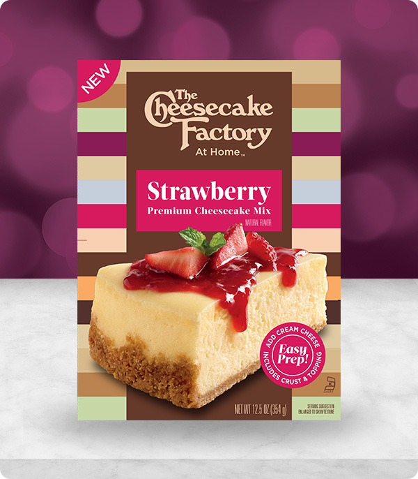 Strawberry Cheesecake Miximage